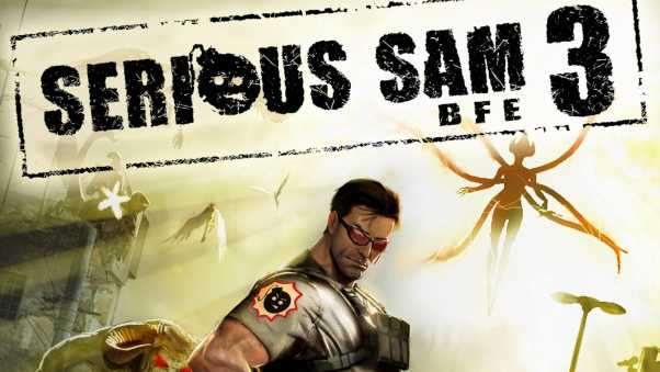 serious sam 3, samuel stone, glasses