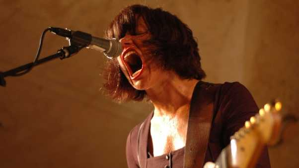 shannon wright, scream, mouth