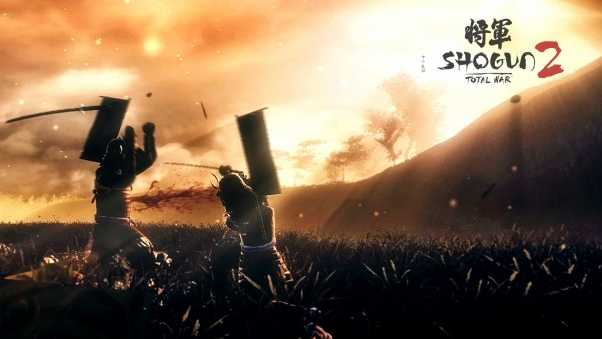shogun 2, total war, the creative assembly