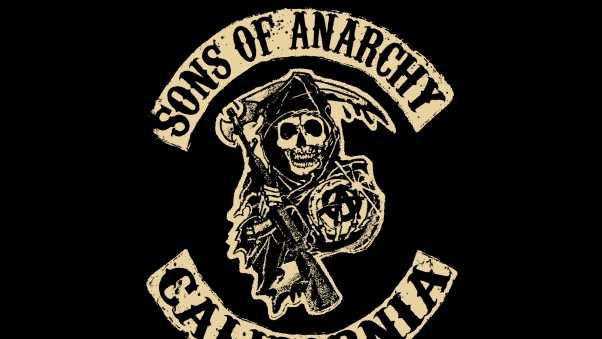 sons of anarchy, tv series, logo