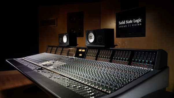 sound recording, studio, equipment