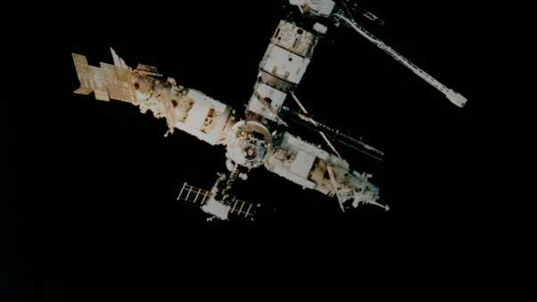 space, ship, iss