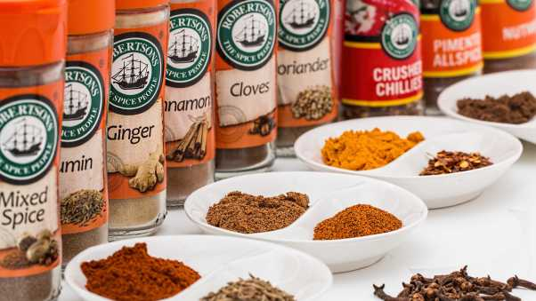 spices, flavorings, spice