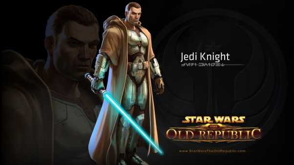 star wars the old republic, jedi knight, character