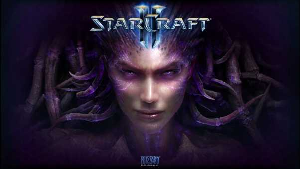 starcraft ii, heart of the swarm, game
