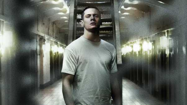 starred up, eric love