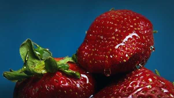 strawberry, berry, ripe