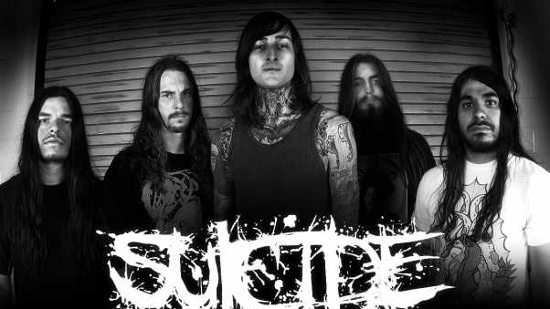 suicide silence, band, members