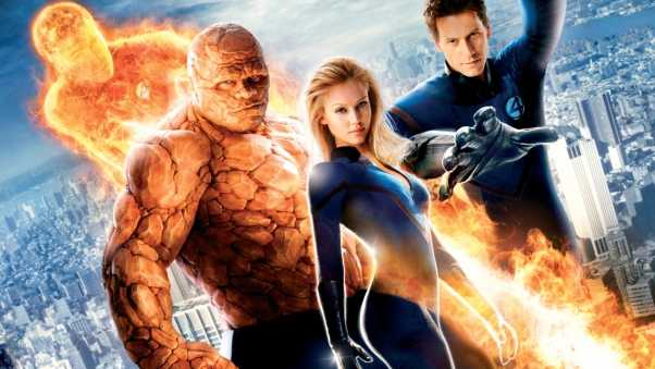 superheroes, fantastic 4, team