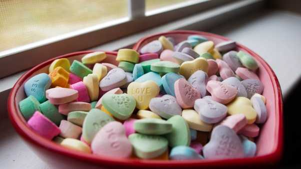 sweets, candy, valentines day