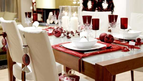table, tableware, utensils