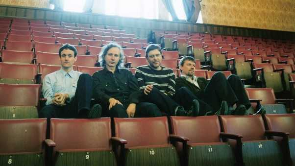 teenage fanclub, armchairs, band