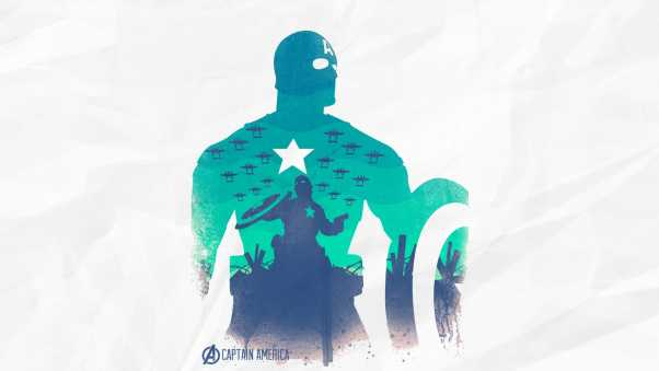 the avengers, captain america, art