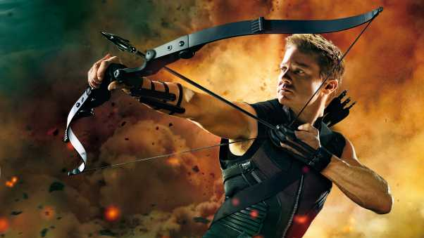 the avengers, hawkeye, jeremy renner