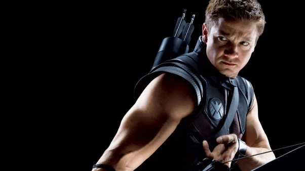 the avengers, jeremy renne, clint barton