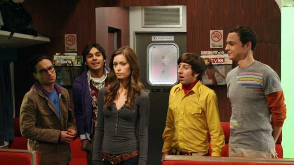 the big bang theory, bernadette rostenkowski, raj koothrappali