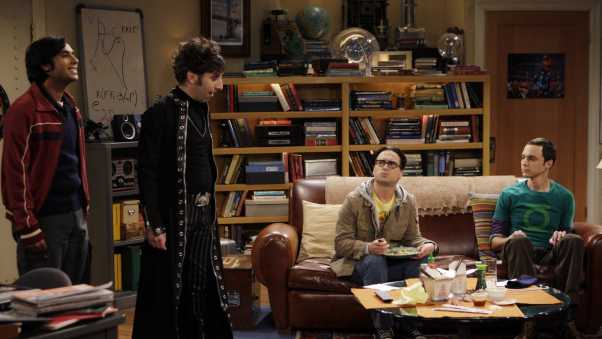 the big bang theory, sheldon, leonard