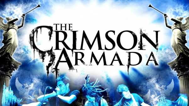 the crimson armada, cover, name
