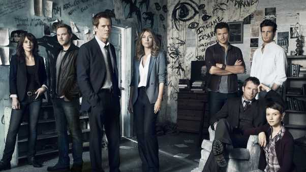the following, season 2, kevin bacon