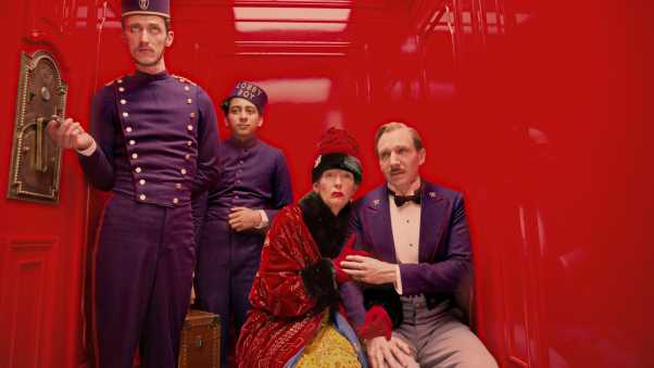 the grand budapest hotel, ralph fiennes, people