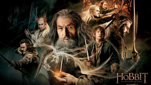 the hobbit the desolation of smaug, legolas, bilbo
