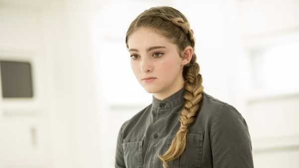 the hunger games, mockingjay, willow shields
