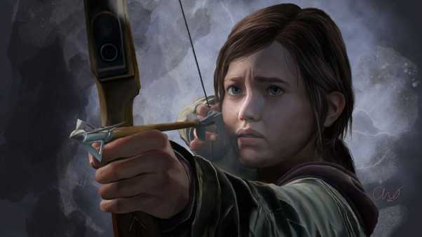 the last of us, ellie, girl