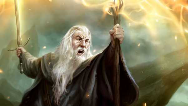the lord of the rings, gandalf, guardians of middle-earth