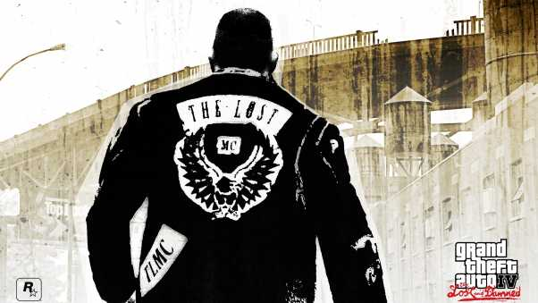 the lost, gang, gta 4 lost and damned