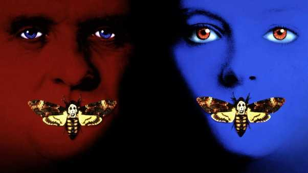 the silence of the lambs, butterflies, faces