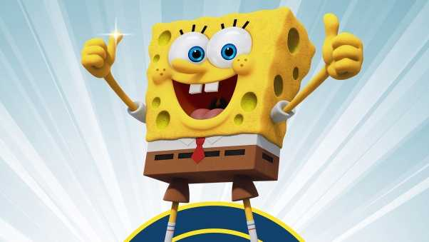 the spongebob movie, sponge out of water, art