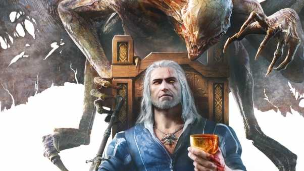 the witcher 3, wild hunt, blood and wine