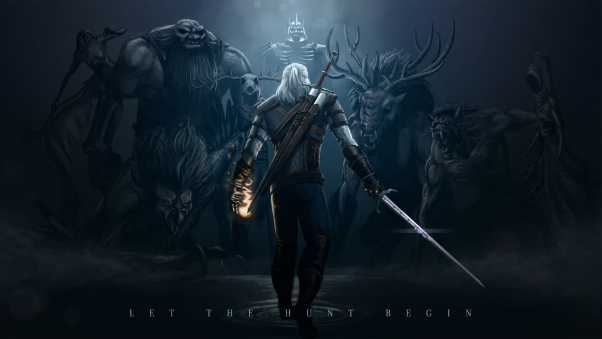 the witcher 3, wild hunt, monsters