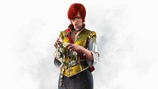the witcher 3, wild hunt, shani