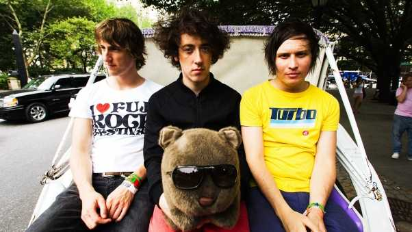 the wombats, toy, glasses