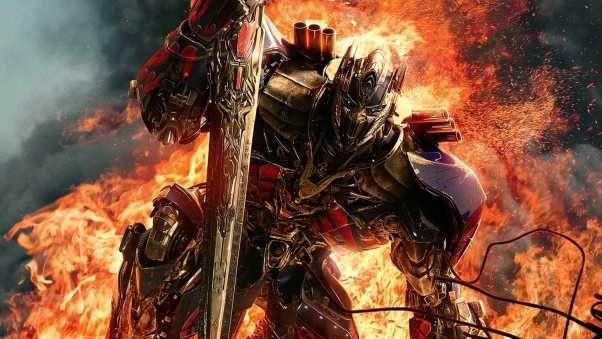 transformers age of extinction, art, optimus prime