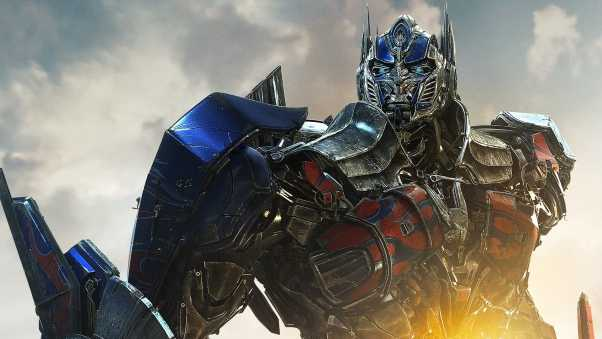 transformers age of extinction, robot, optimus prime