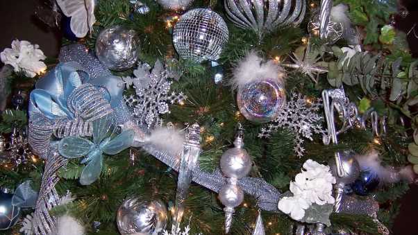 tree, christmas decorations, ornaments