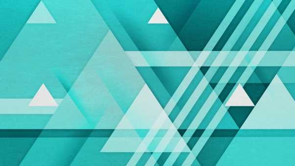 triangle, lines, background