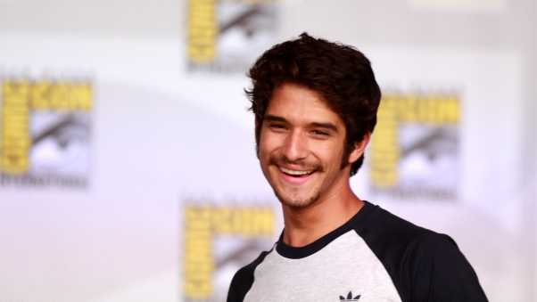 tyler posey, actor, face