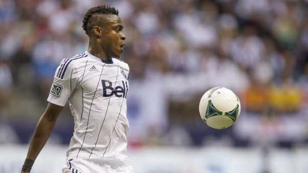 vancouver whitecaps, gershon koffie, football