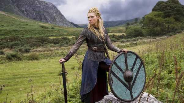 vikings, tv series, historical drama