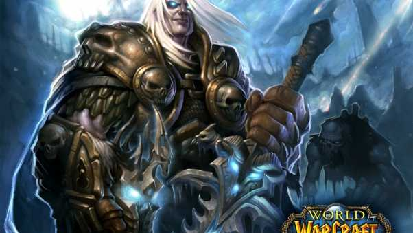 warcraft, arthas, wow