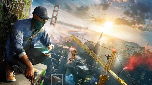 watch dogs 2, aiden pearce, character