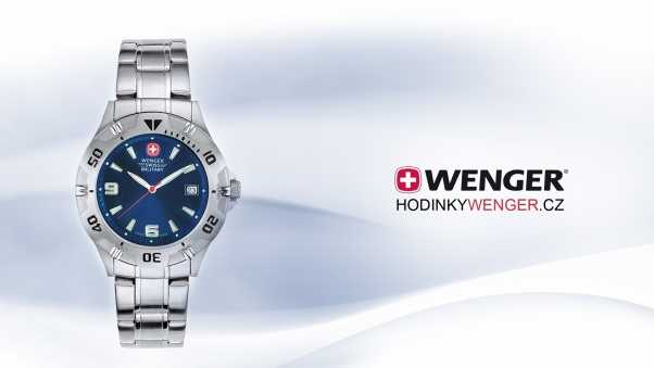 wenger, swiss, military watch
