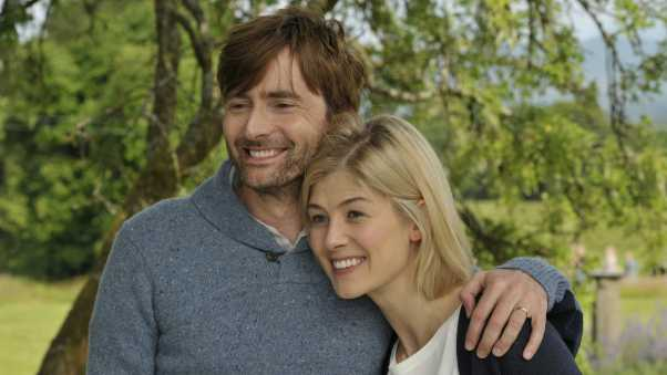 what we did on our holiday, rosamund pike, david tennant