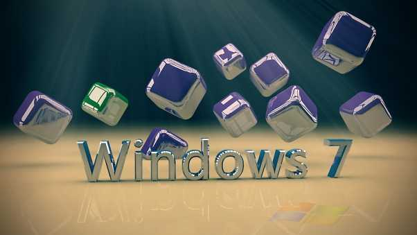 windows 7, computer, operating system