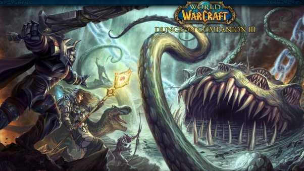 world of warcraft, dungeon copanion 3, monster