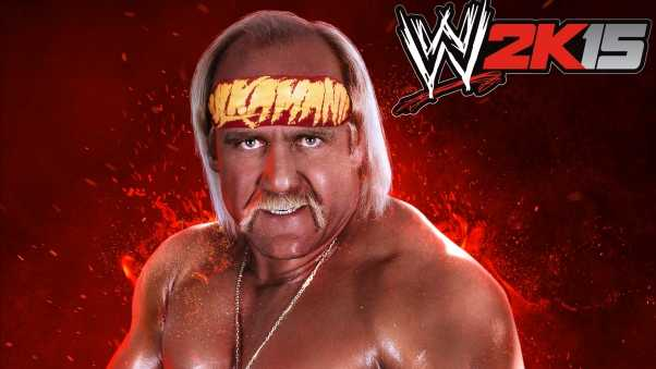 wwe 2k15, hulk hogan, visual concepts
