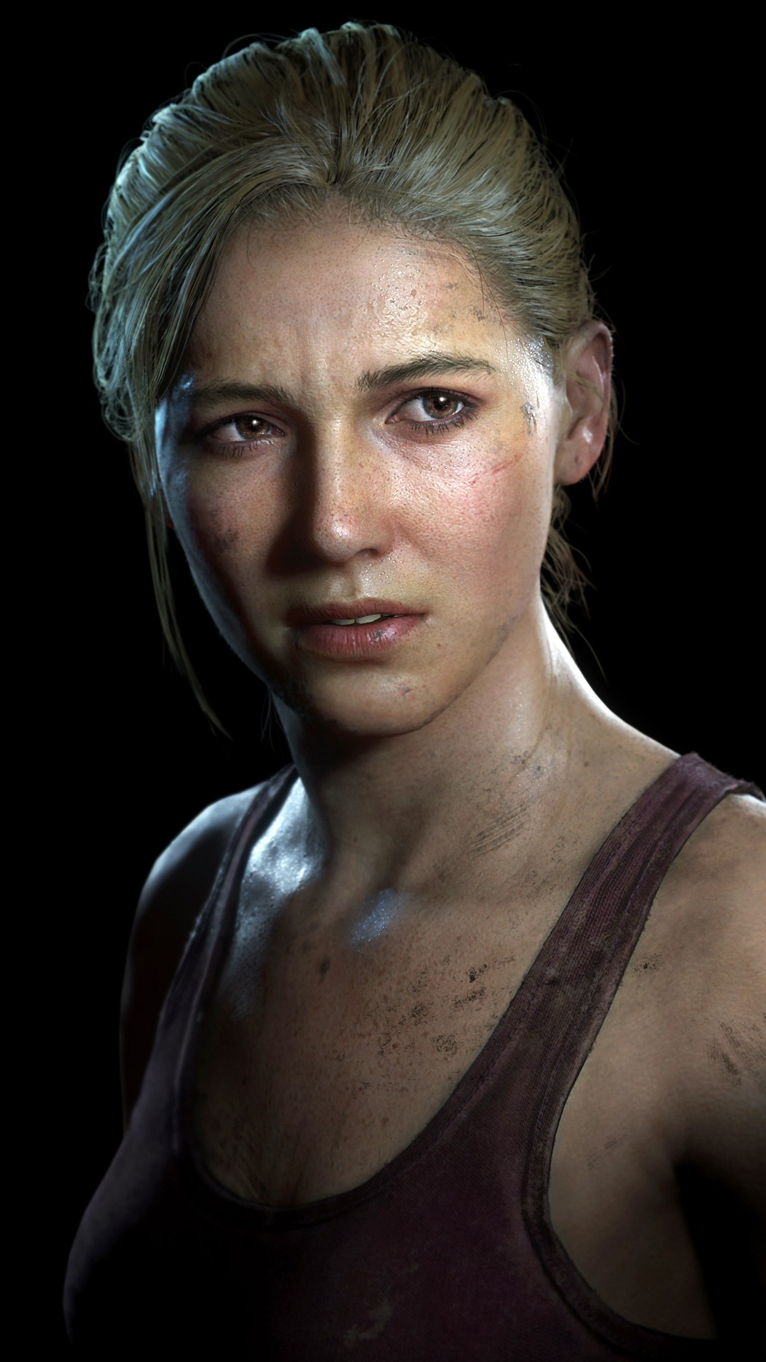 Screenbeauty Elena Fisher Uncharted 4 A Games